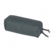 Pouzdro na suchý zip na psací potřeby Helikon PENCIL CASE Grey