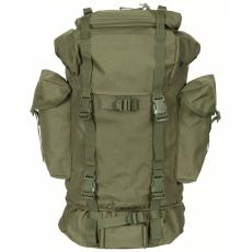 Batoh MFH BW Combat / 65L / 43x63x21cm OD Green