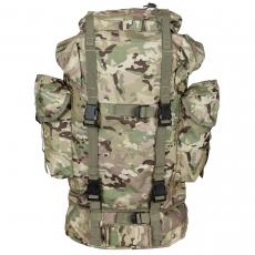 Batoh MFH BW Combat / 65L / 43x63x21cm Operation-camo