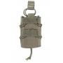 Pouzdro MOLLE na zásobník M4/M16/AR15 MilTec OD Green