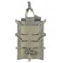 Pouzdro MOLLE na zásobník M4 MilTec FLEX OD Green