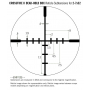 Puškohled Vortex Crossfire II 2-7X32 2-7x32 Dead-Hold BDC MOA