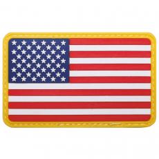 Nášivka USA na suchý zip MFH / 8x5cm