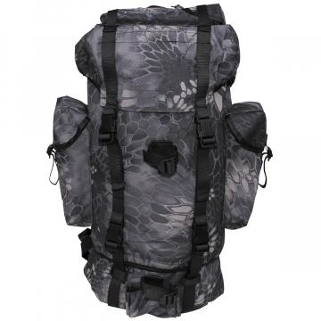 Batoh MFH BW Combat / 65L / 43x63x21cm Snake black