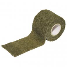 Elastická maskovací páska MFH OD Green - 5cmx4,5m