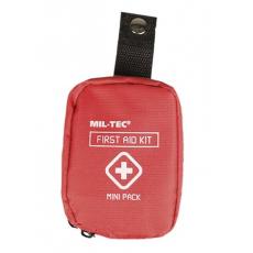 Lékárnička MilTec mini Red